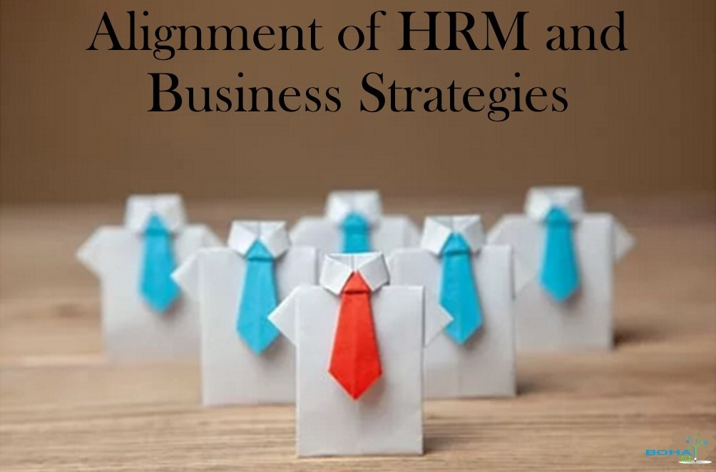 Ford Company HR and Business Strategies Alignment