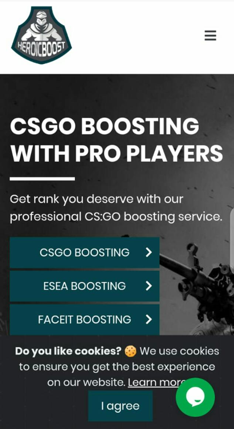 Top 10 CS: Go Rank Boosting Services