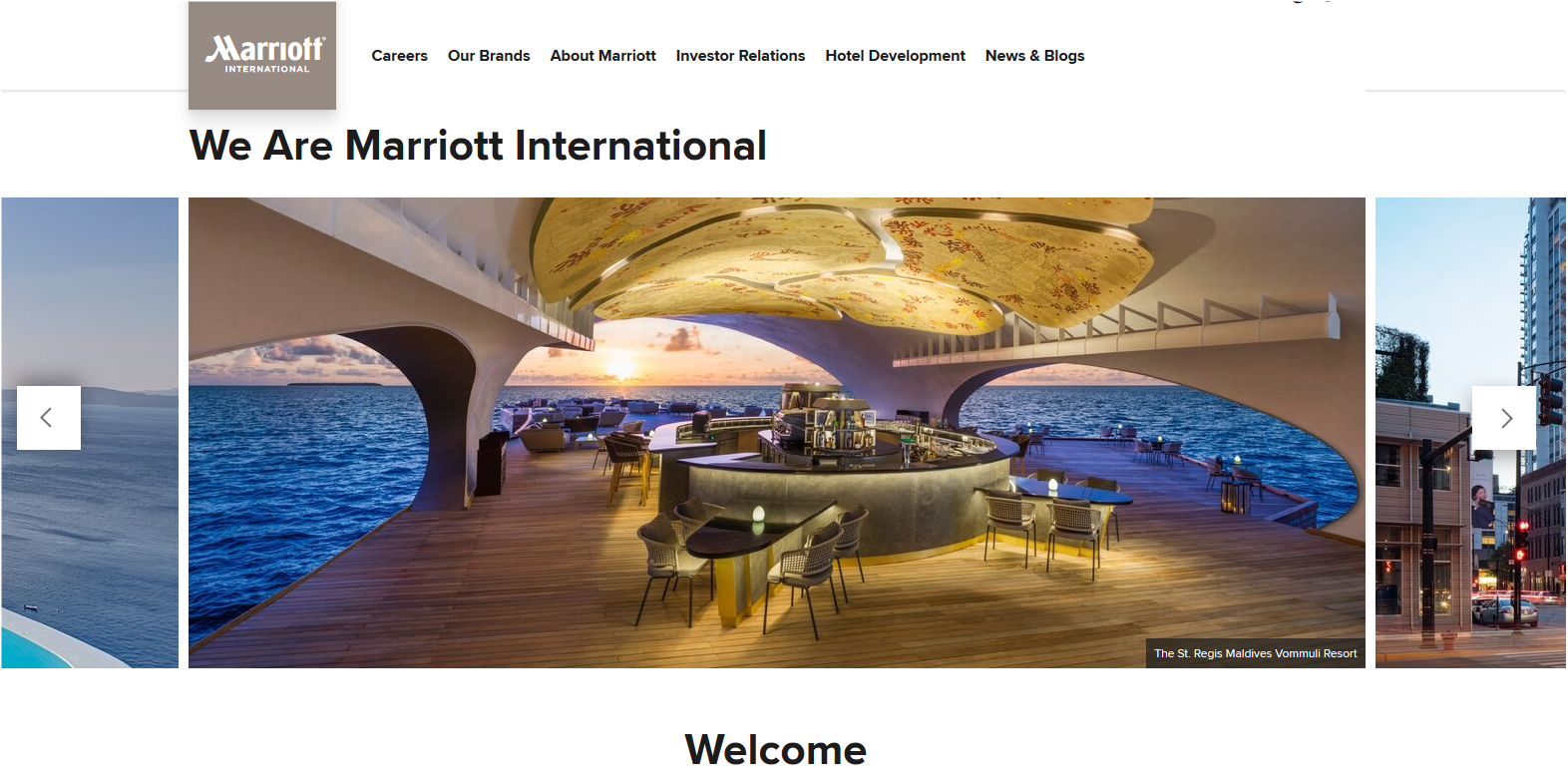 An Analysis of Marriott International Inc