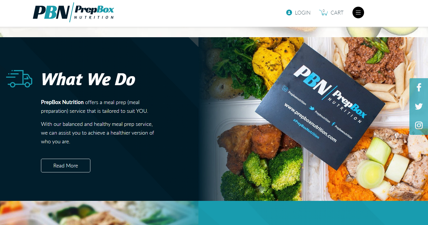 Healthy Meal Prep Delivery Services in London