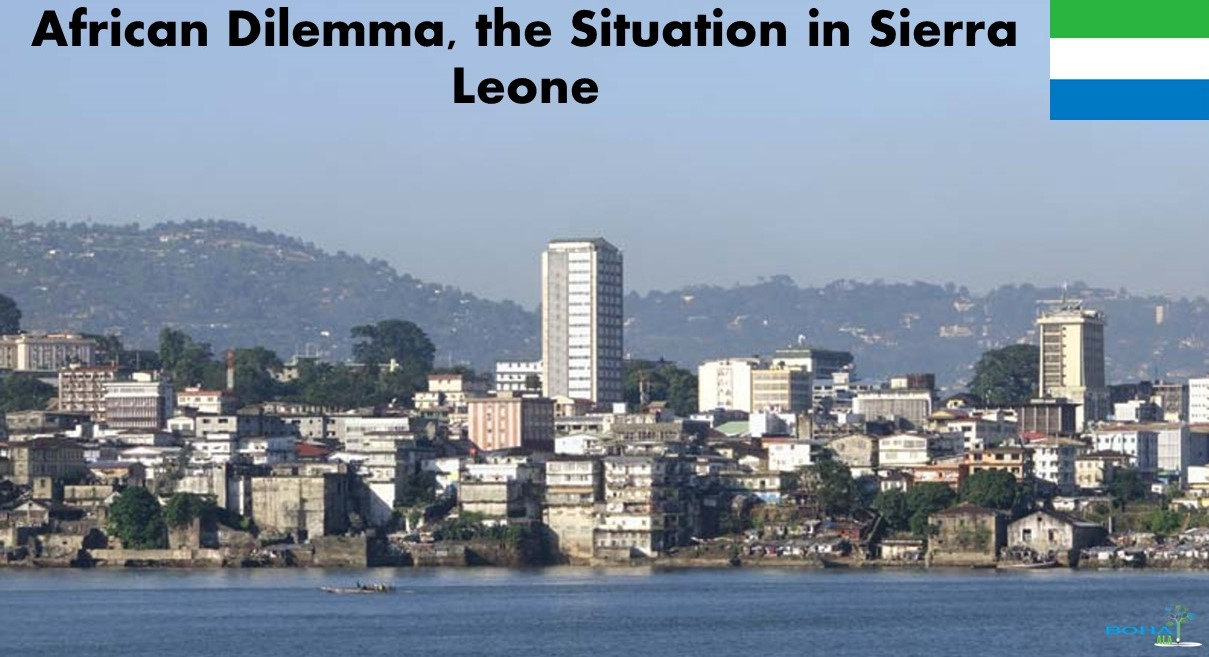 African Dilemma: The Situation in Sierra Leone