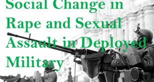Social Change in Rape and Sexual Assault in Deployed Military