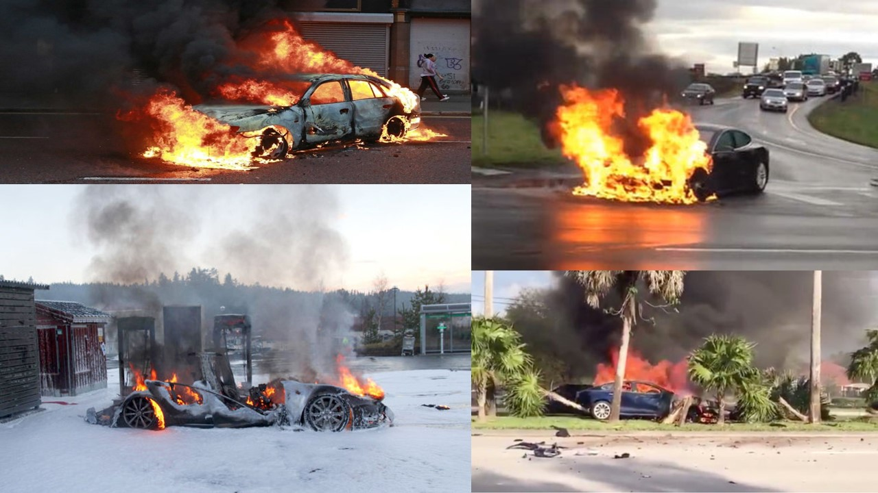 Tesla Car Fires Case Study Analysis