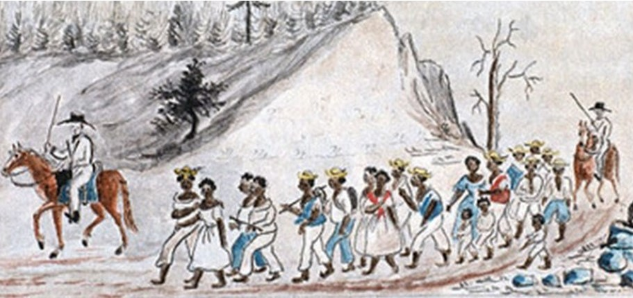 African American History (African Slaves)