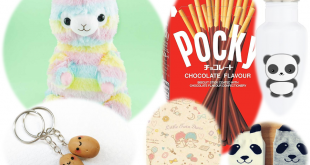 Cute Kawaii Gifts and Accessories You Can Buy