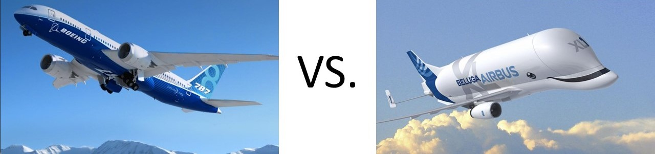 Comparison Between Boeing and Airbus