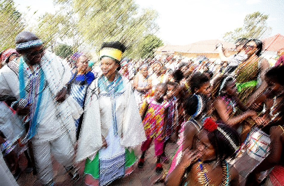 African Traditional Wedding Information