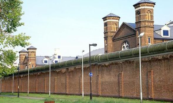 UK British Prison System Research Paper