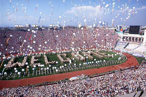 The Los Angeles 1984 Olympics: Outcome on Sports Youth Develop