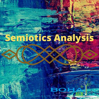 Semiotics Analysis on Movies and TV Shows