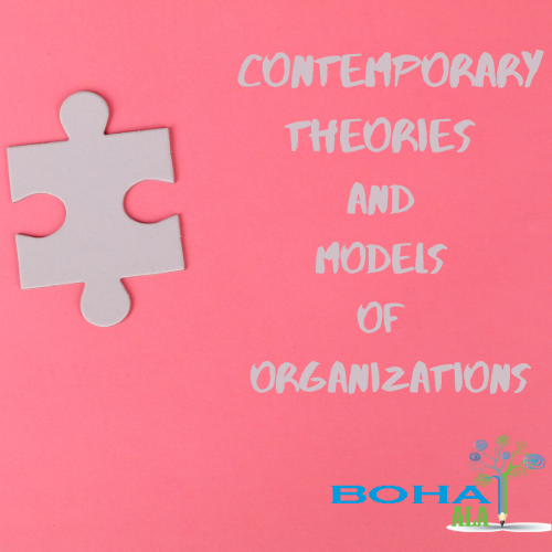 Contemporary Theories and Models of Organizations