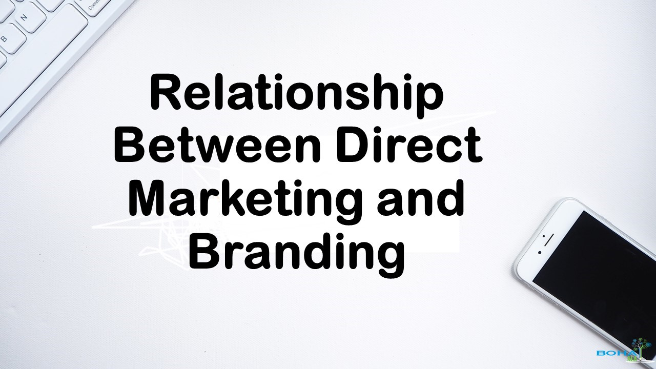 Relationship Between Direct Marketing and Branding