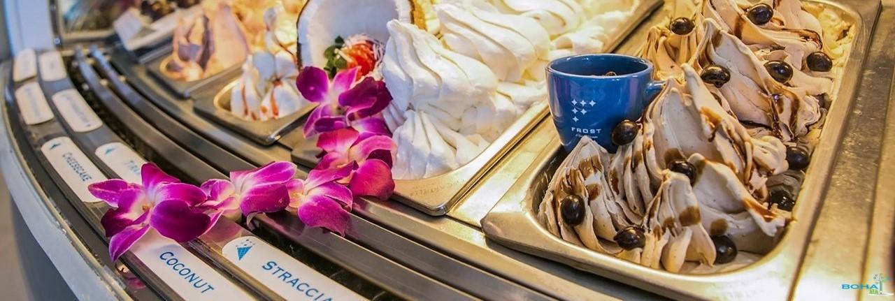 Frost Gelato Ice Cream Marketing Strategy Analysis