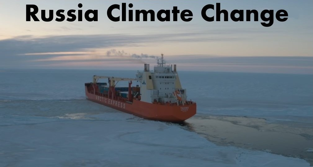 Russia Climate Change Analysis