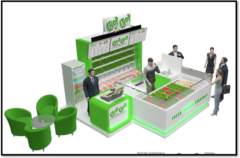Organic Food Restaurant Business Plan