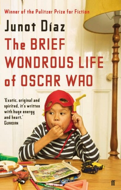 Brief Book Review: Wondrous Life of Oscar Wao by Junot Díaz