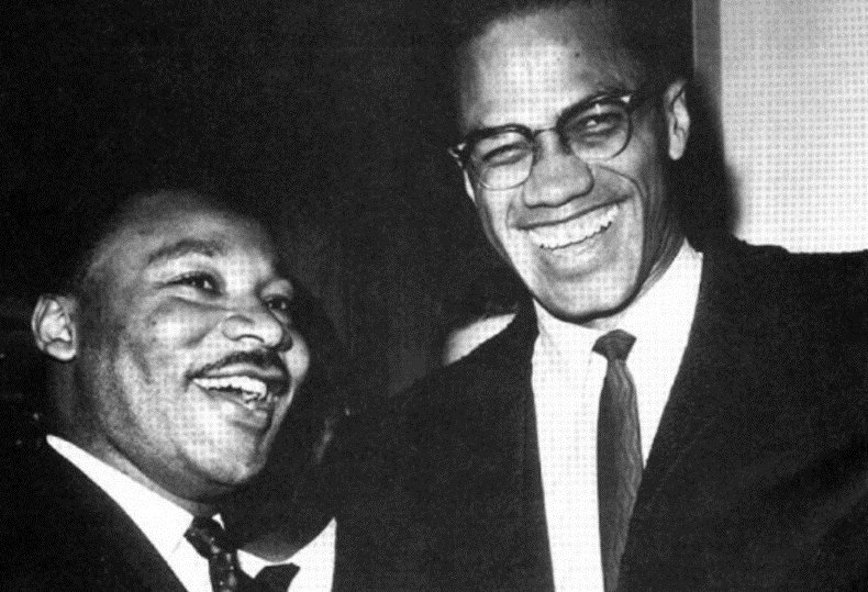 Comparative Analysis Between Martin Luther King Jnr. and Malcolm X