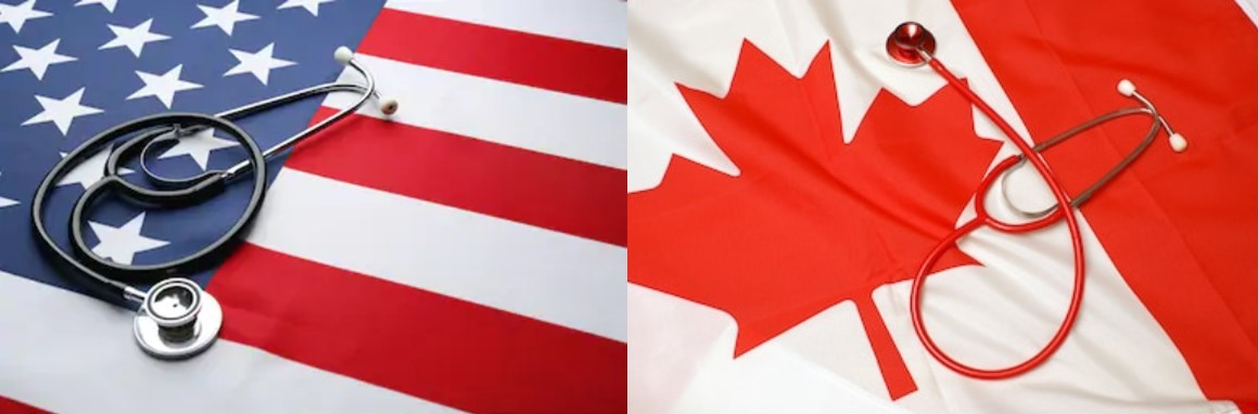 A Comparison of the U.S. Health and the Canadian Health System