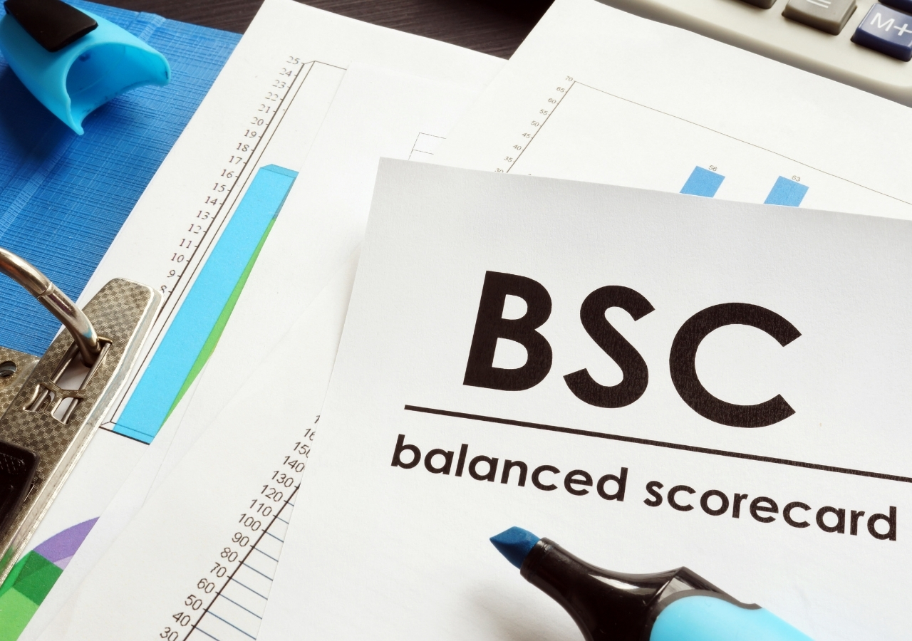 Balanced Scorecard for Charitable Agency