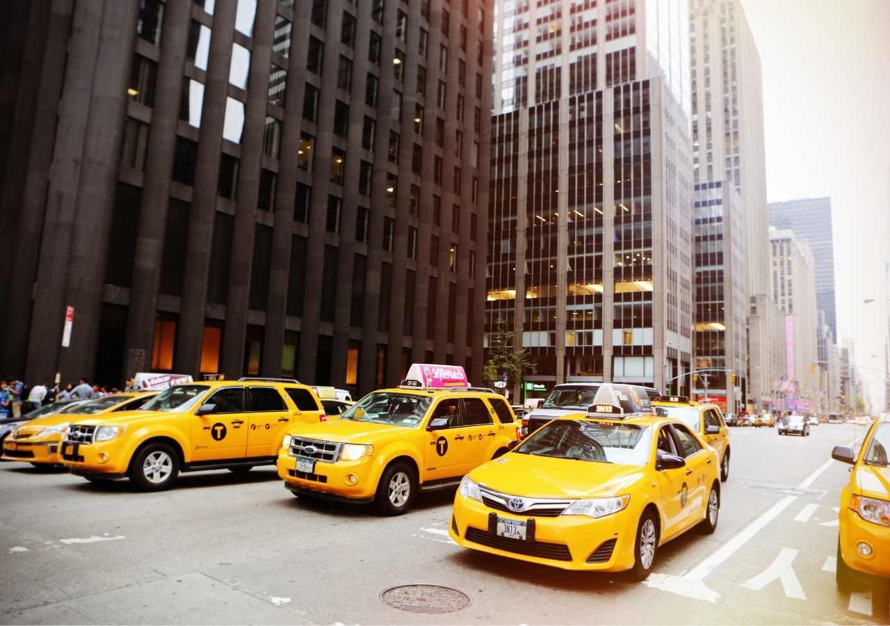 Comfort Cabs Business Marketing Strategy