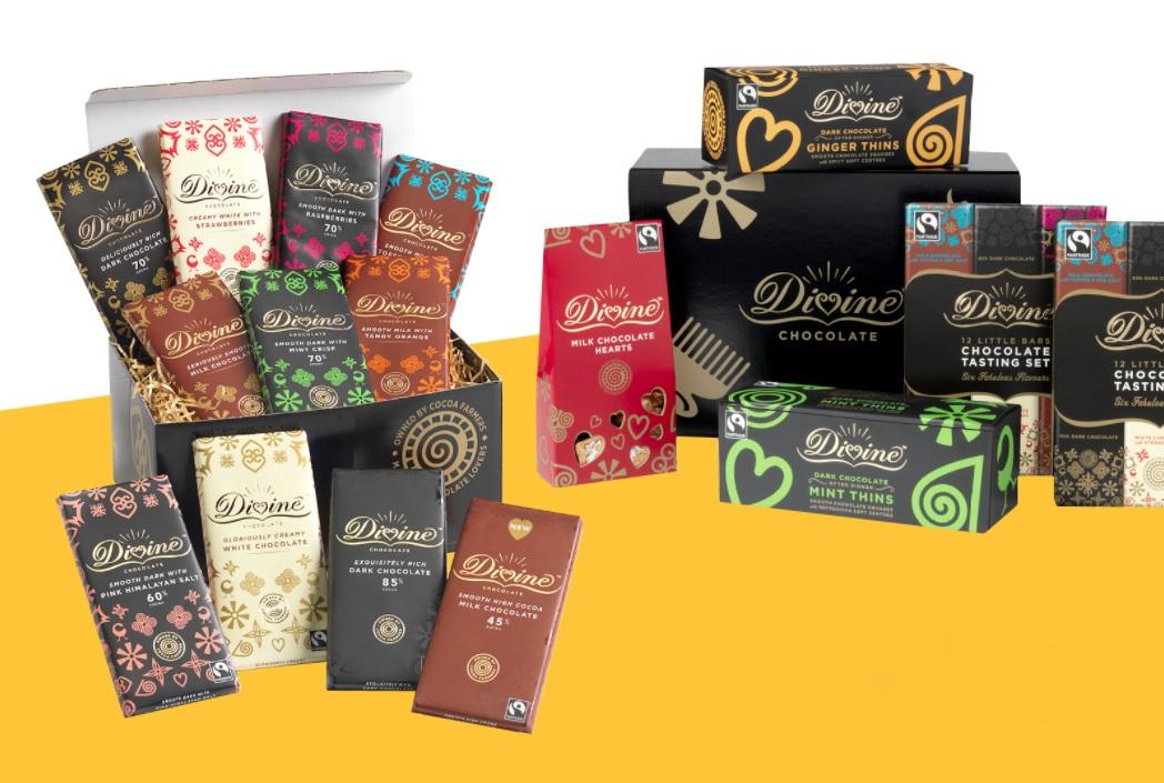 Divine Chocolate Marketing Plan Analysis