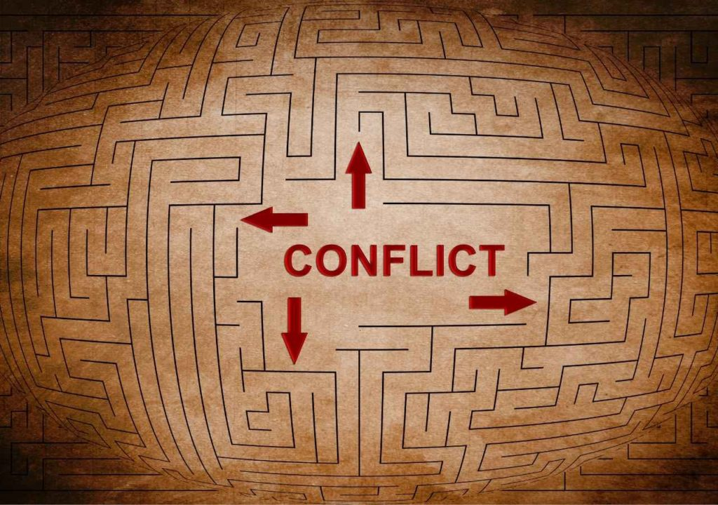 Business Ethical Conflict Case Study Example