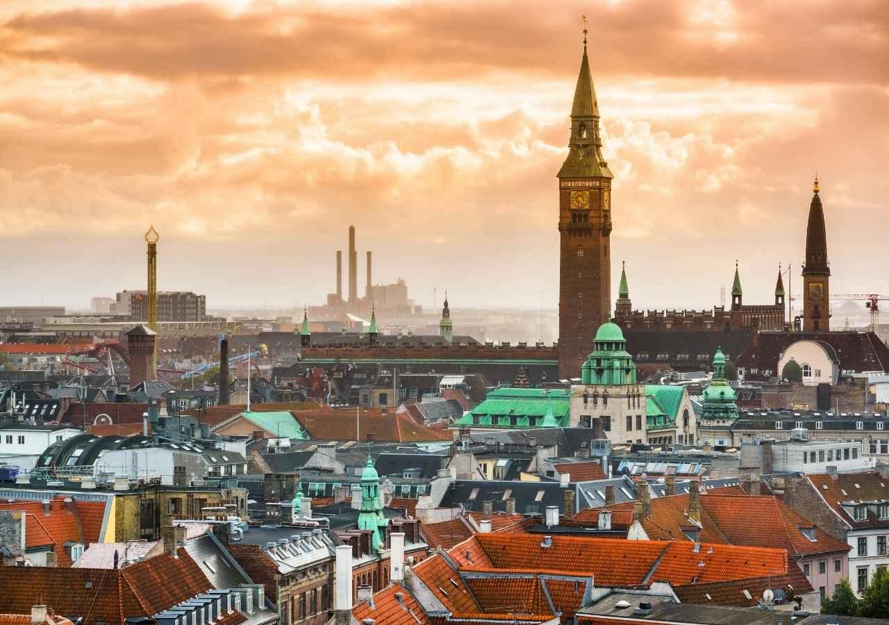Denmark happy country