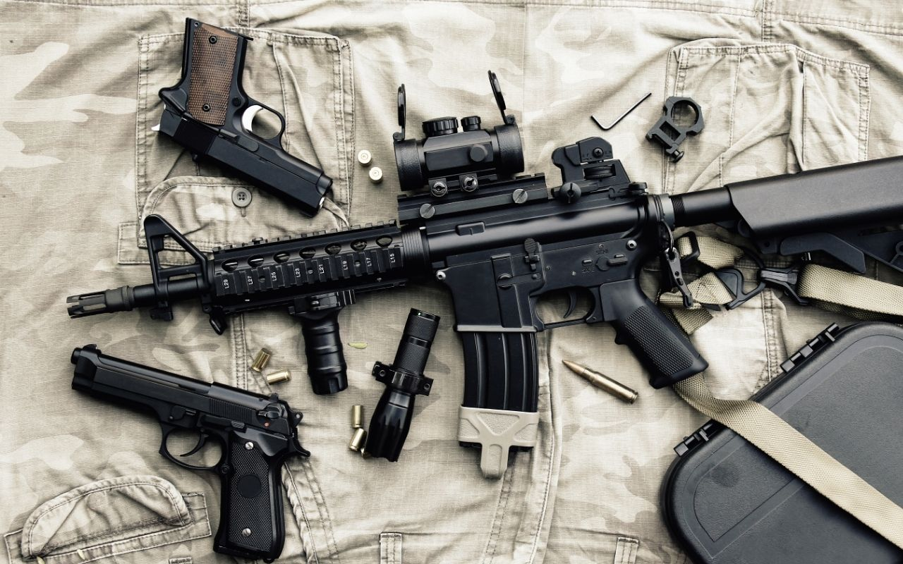 Gun Control: Legal, Psychology and Political Viewpoint