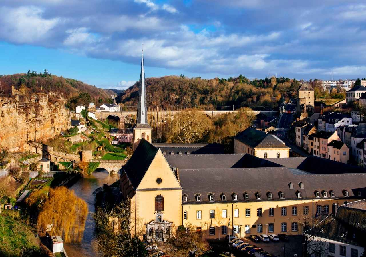 Luxembourg healthcare system country
