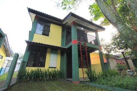 RISHA technology for fast-built housing, Indonesia