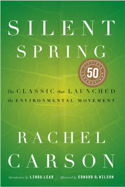 Book Summary Review: Silent Spring By Rachel Carson