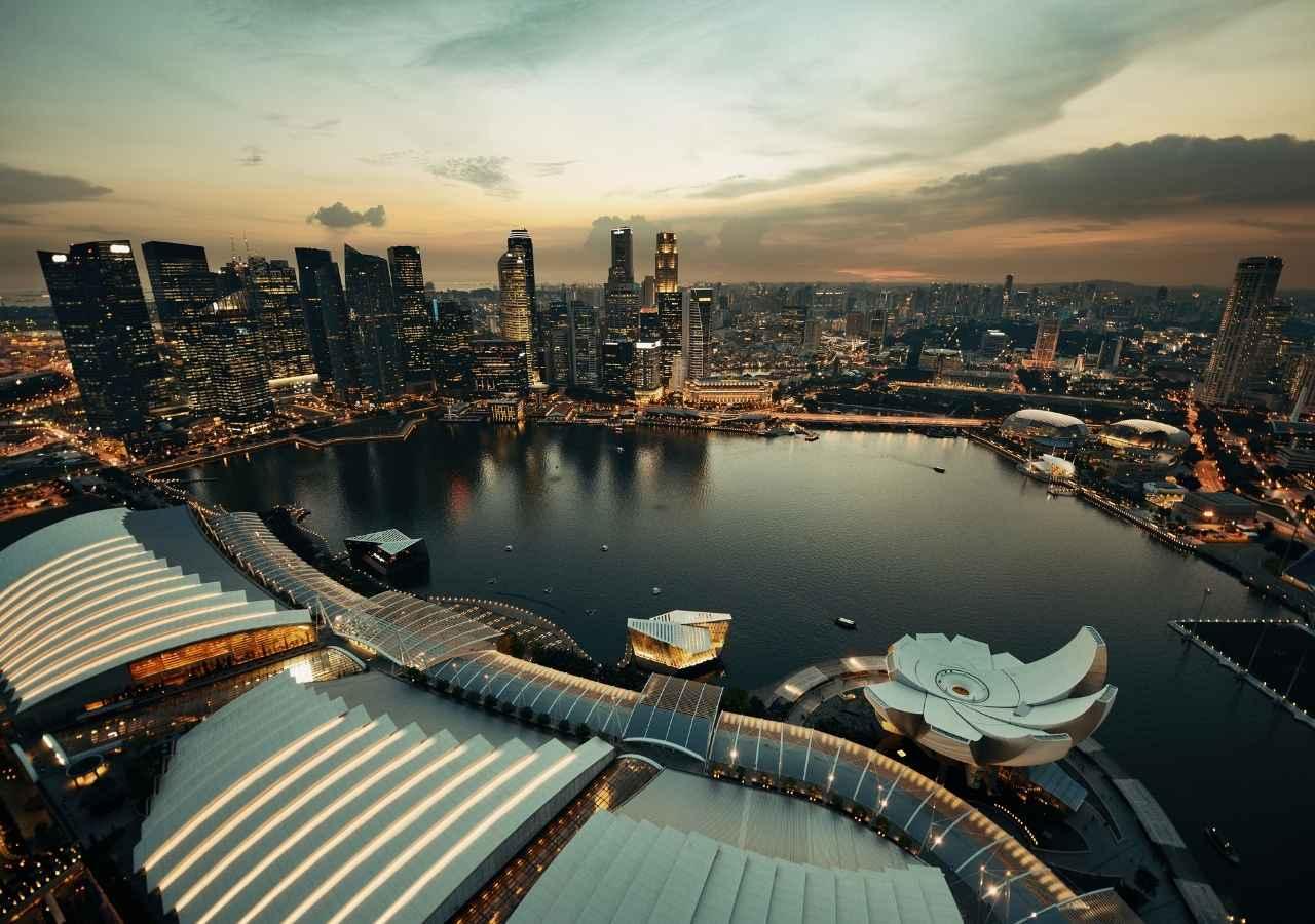 Singapore enjoy country