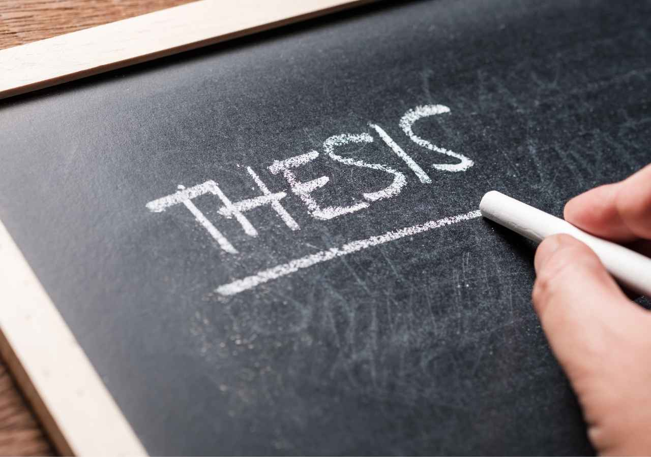 Thesis Synopsis Sample