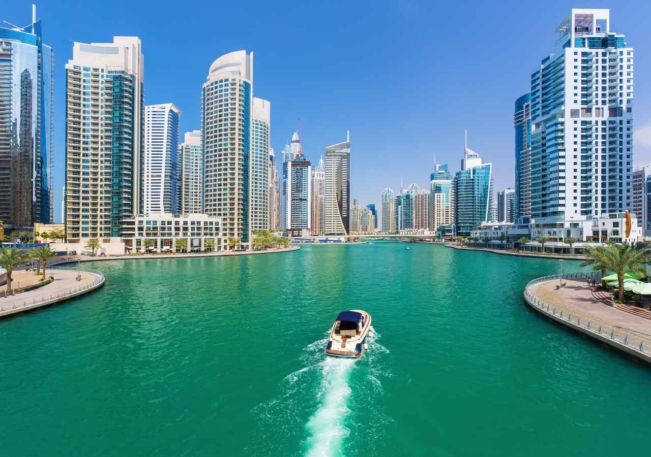 United Arab Emirates List of 25+ Top Happiest Countries in the world 2021