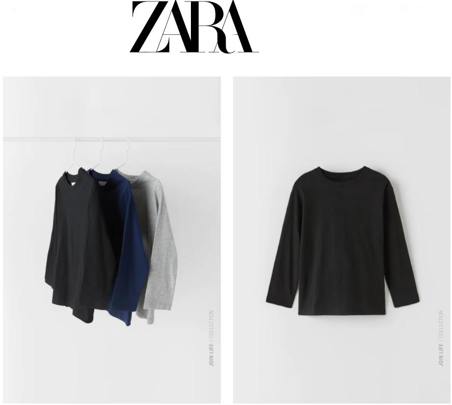 ZARA Brand Mix Marketing Strategy