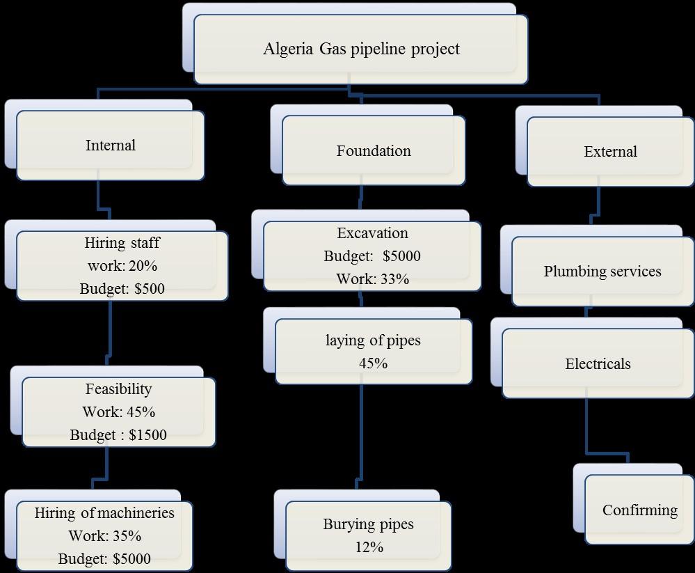 Trans-Saharan Gas Pipeline Project Management