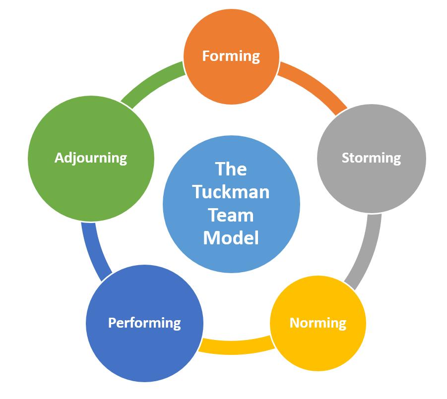 The Tuckman Team Model