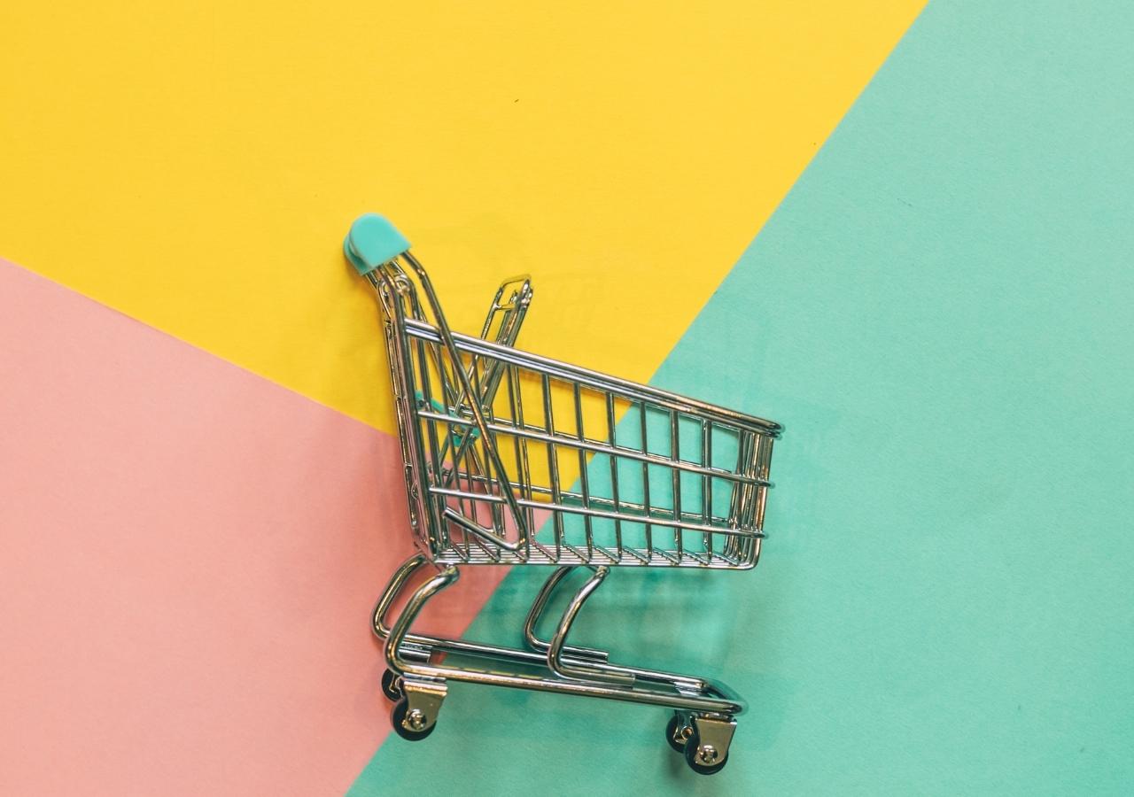 Smart Grocery Trolley Business Idea