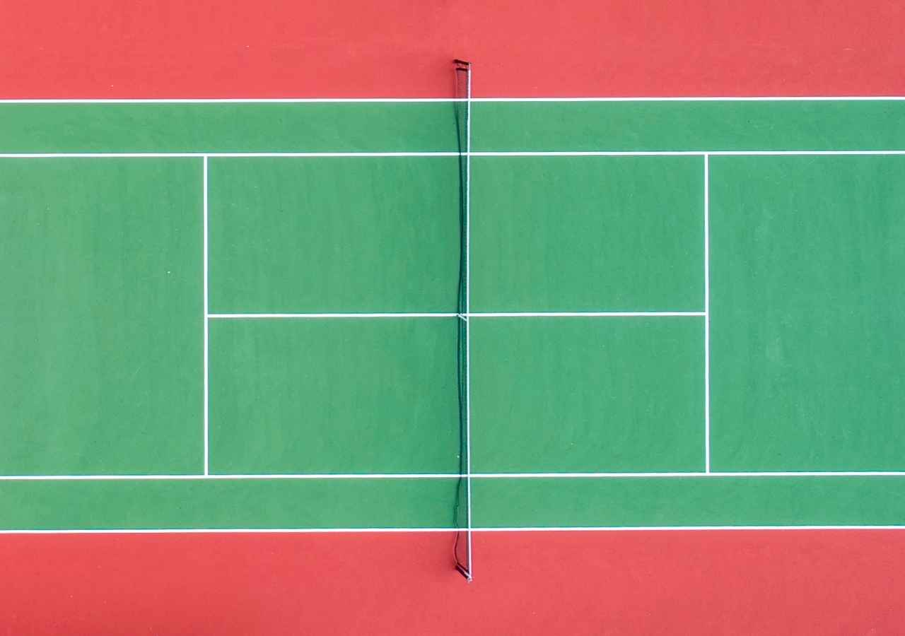 4 Famous Tennis Courts have Their Effect on the Game