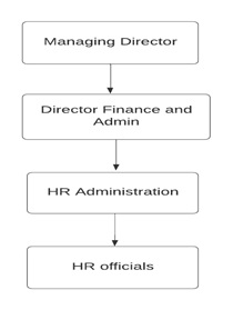 Human Resource Structure